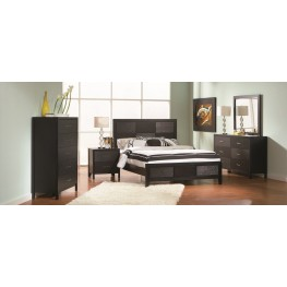 Grove Platform Bedroom Set - 20165