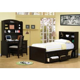 Phoenix Youth Storage Bedroom Set - 400180
