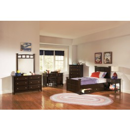 Jasper Youth Bedroom Set - 400751