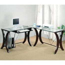 Division Computer Desk Unit - 800446