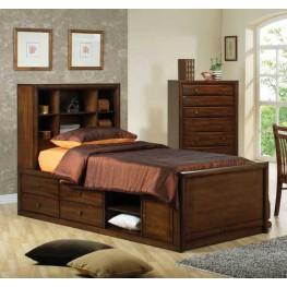 Scottsdale Twin Storage Bed