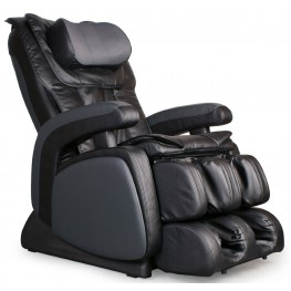 Black Zero Gravity Massage Chair