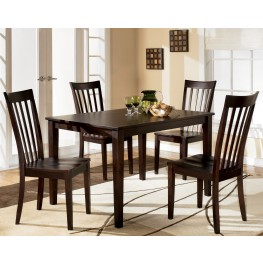 Hyland 5 Piece Casual Dining Set