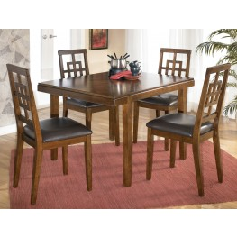 Cimeran 5 Piece Rectangular Dining Room Set