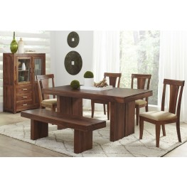 Harrison Square Rectangular Dining Room Set