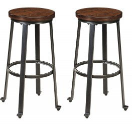 Challiman Tall Stool Set of 2