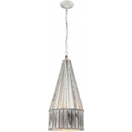 Pennant Point Brown Pendant