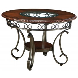 Glambrey Round Dining Room Table
