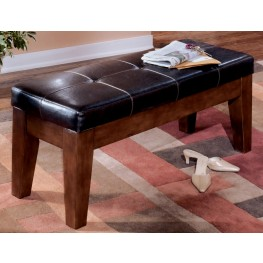 """Larchmont 46"""" Upholstered Bench"""