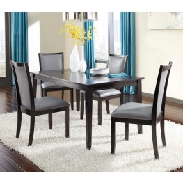 Trishelle Rectangular Dining Room Set