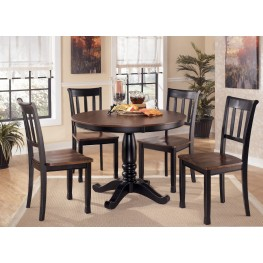 Owingsville Round Dining Room Set