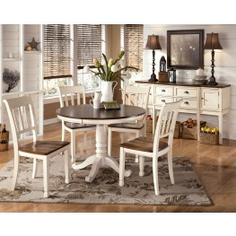 Whitesburg Round Dining Room Set