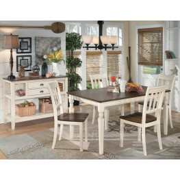 Whitesburg Rectangular Dining Room Set
