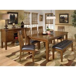 Ralene Rectangular Dining Room Set