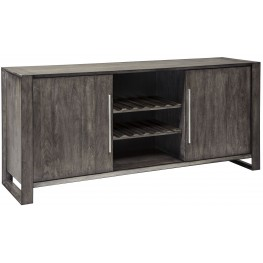 Chadoni Gray Dining Room Server