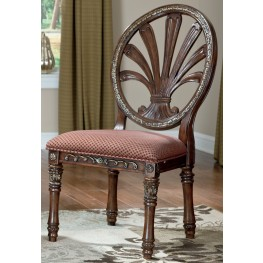 Ledelle Dining Upholstered Side Chair Set of 2