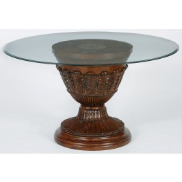 Ledelle Round Pedestal Table