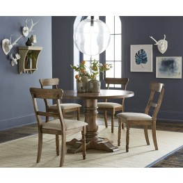 Muse Driftwood Driftwood Round Dining Room Set