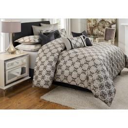 Daytona Queen 9 Pcs Comforter Set