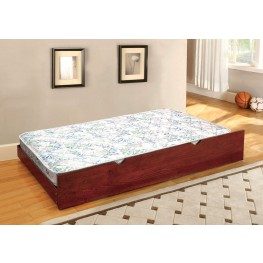 "Madder White 6"" Twin Trundle Mattress"