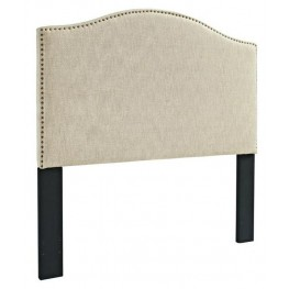 King/Cal. King Linen Panel Headboard