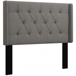 Ash King/Cal. King Upholstered Headboard
