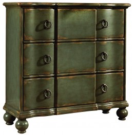 Three Drawers Hall Chest