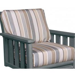 Stratford Milano Charcoal Deep Seating Cushion Set of 2