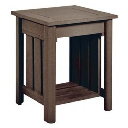 Stratford Chocolate End Table