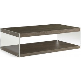 Dalton Nutmeg Rectangular Coffee Table