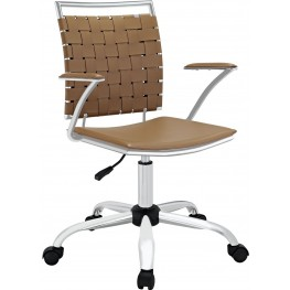 Fuse Tan Office Chair