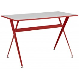 Red Expound Desk
