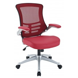 Attainment Red Office Chair