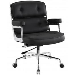 Remix Black Office Chair