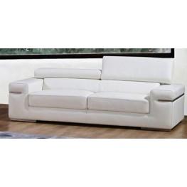 Emilia White Sofa