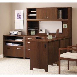 Envoy Hansen Cherry Home Office Set