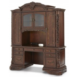 Excelsior Credenza with Hutch