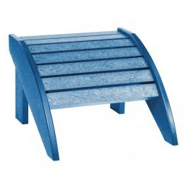 Generations Blue Footstool