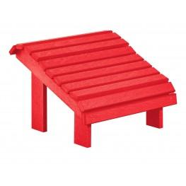 Generations Red Premium Footstool