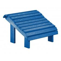 Generations Blue Premium Footstool