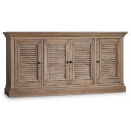 "Regatta Light Brown 72"" Entertainment Console"