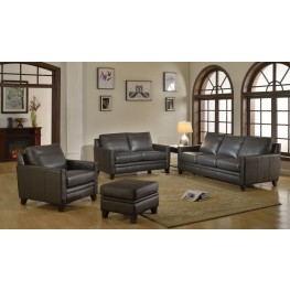 Fletcher Grey Living Room Set