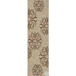 "Four Seasons Josselin Whisper Runner 96"" Rug"