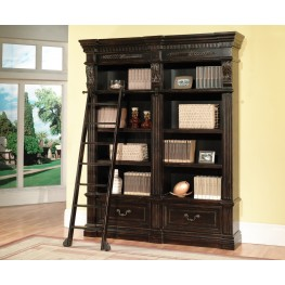 Grand Manor Palazzo 2pc Museum Bookcase