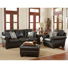 Charleston Longhorn Ghost Living Room Set