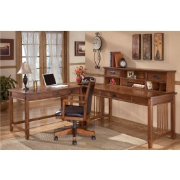 Cross Island Modular Home Office Set
