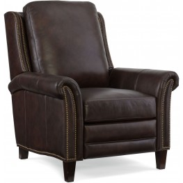 Fendi Brown Leather Recliner