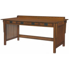 Sedona Mission Oak Desk