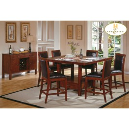 Daffodill Counter Height Chair Set of 2