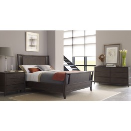 Hudson Tobacco Panel Bedroom Set
